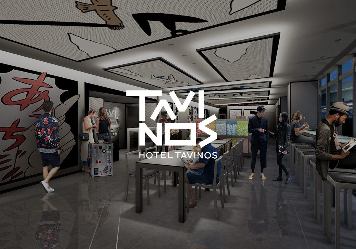 HOTEL TAVINOS(ホテルタビノス)【公式】|AIを導入した新時代のホテル