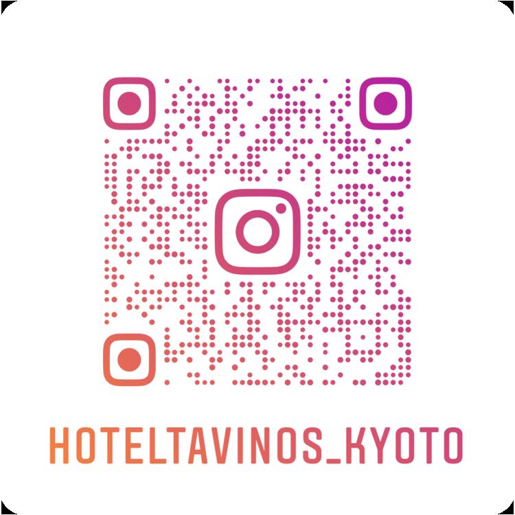 instagram kyoto qr