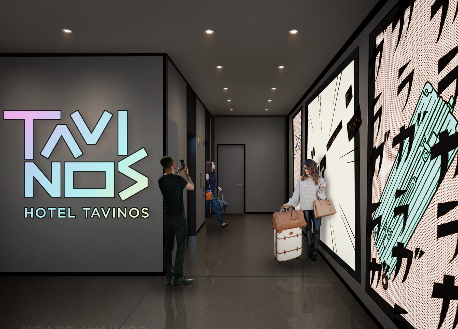 HOTEL TAVINOS website is now live!
